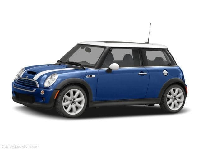 Photo 2006 MINI Cooper S S Hatchback