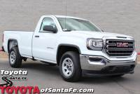 Pre-Owned 2017 GMC Sierra 1500 Base RWD Regular Cab Truck