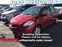 Pre-Owned 2011 Toyota Yaris Base FWD 4dr Sdn Car