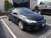 Pre-Owned 2015 Toyota Camry LE Front Wheel Drive Sedan