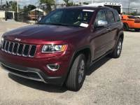 2016 Jeep Grand Cherokee Limited RWD SUV 4x2 near Orlando FL