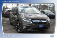 New 2018 Honda Odyssey Elite FWD Mini-van, Passenger