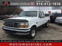 1995 Ford F-150 Special SuperCab Short Bed 2WD