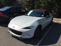 2018 Mazda MX-5 Miata Club w/Brembo and Recaro PAckage Convertible in Chantilly