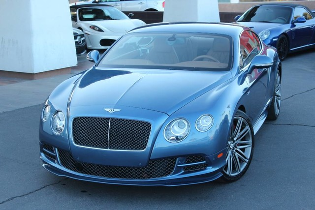 Photo 2015 Bentley Continental GT Speed