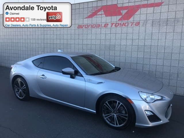 Photo Pre-Owned 2015 Scion FR-S Coupe Rear-wheel Drive in Avondale, AZ