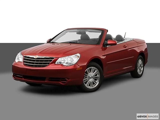 Photo Used 2008 Chrysler Sebring Convertible For Sale Boardman, Ohio