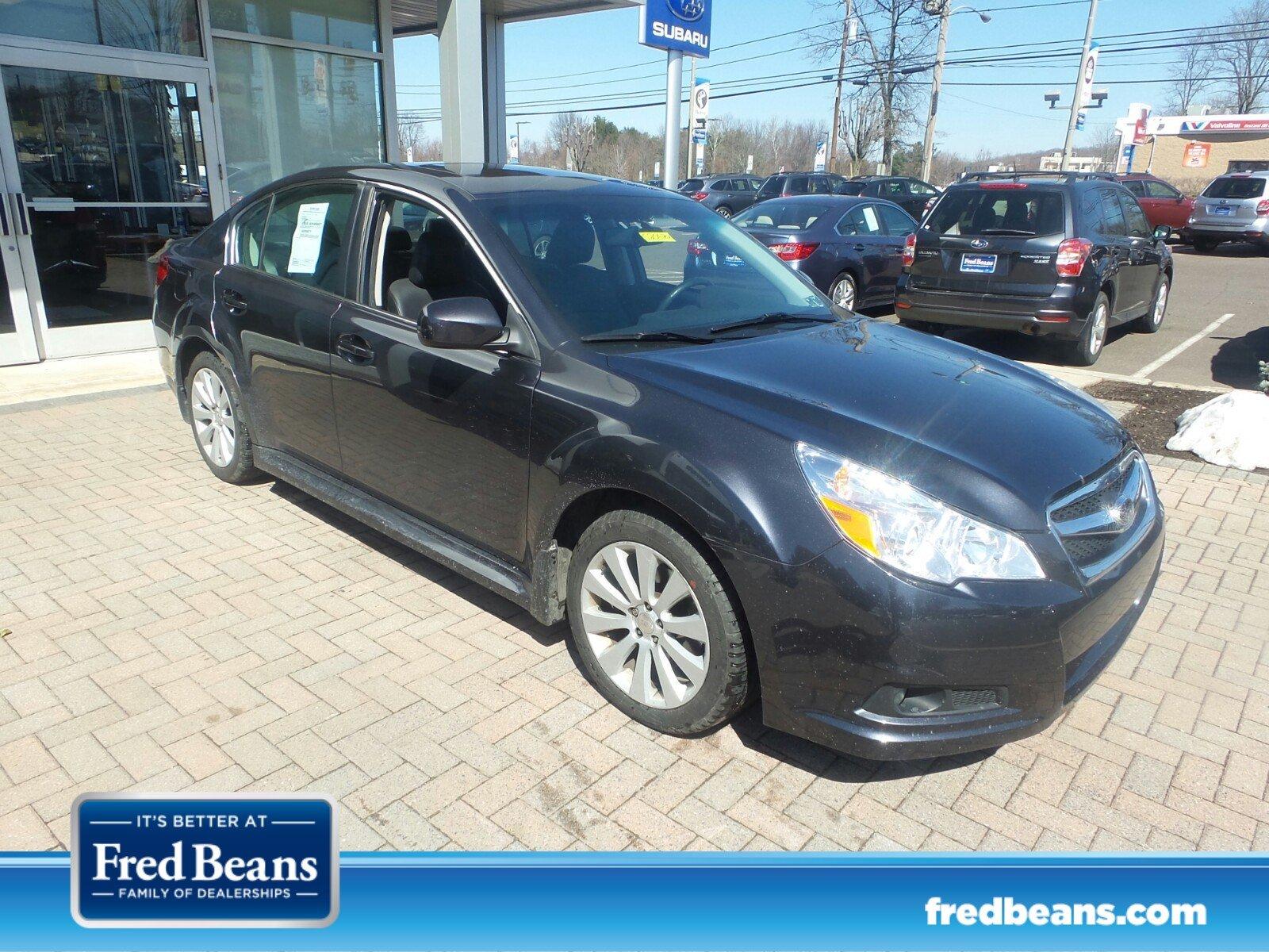 Photo Used 2011 Subaru Legacy 2.5i Ltd For Sale in Doylestown PA  Serving Jenkintown, Sellersville  Feasterville  4S3BMBK69B3224945