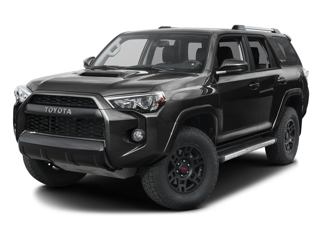 Photo 2016 Toyota 4Runner TRD Pro - Toyota dealer in Amarillo TX  Used Toyota dealership serving Dumas Lubbock Plainview Pampa TX