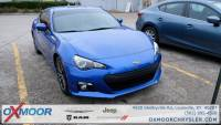 Pre-Owned 2016 Subaru BRZ Limited RWD 2D Coupe