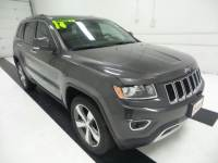 2014 Jeep Grand Cherokee 4WD 4DR Limited SUV in Topeka KS