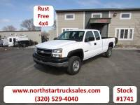Used 2007 Chevrolet 2500 4x4 Pickup Truck