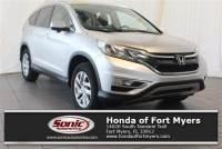 2015 Honda CR-V EX-L 2WD 5dr in Fort Myers