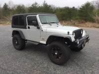 Used 2006 Jeep Wrangler Unlimited LWB SUV