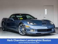 Pre-Owned 2013 Chevrolet Corvette ZR1 Coupe near Boston, MA