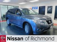 Pre-Owned 2013 Nissan Pathfinder S 4WD
