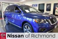 Pre-Owned 2017 Nissan Pathfinder SL FWD 4D Sport Utility