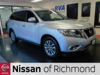 Pre-Owned 2015 Nissan Pathfinder SV FWD 4D Sport Utility