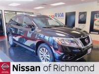 Pre-Owned 2015 Nissan Pathfinder S 4WD