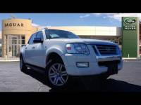 Pre-Owned 2008 Ford Explorer Sport Trac Limited 4WD