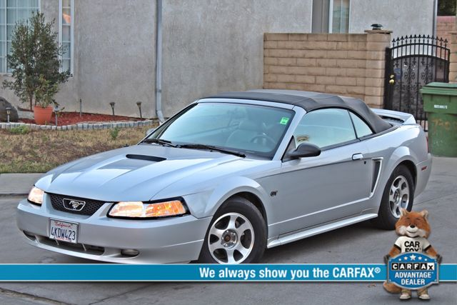 Photo 2000 Ford MUSTANG GT SALVAGE ONLY 15K ORIGINAL MLS MANUAL LEATHER NEW TIRES