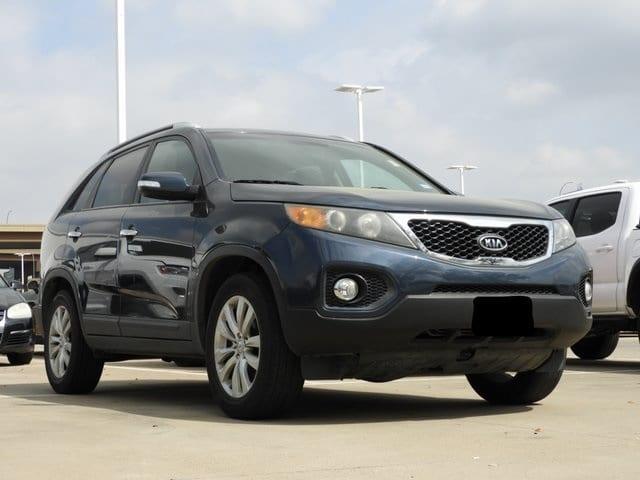 Photo 2011 Kia Sorento EX SUV Front-wheel Drive For Sale Serving Dallas Area