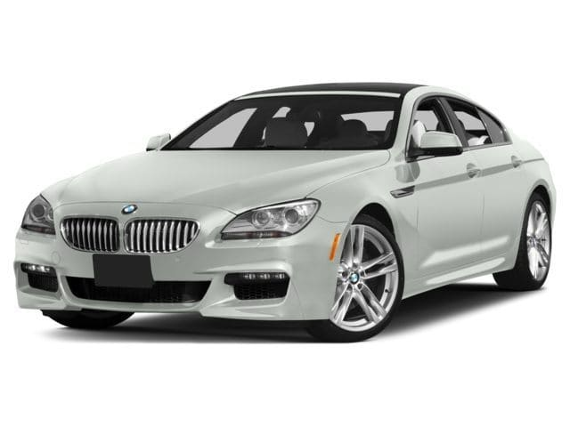 Photo Certified 2015 BMW 640i Gran Coupe Near Los Angeles, California