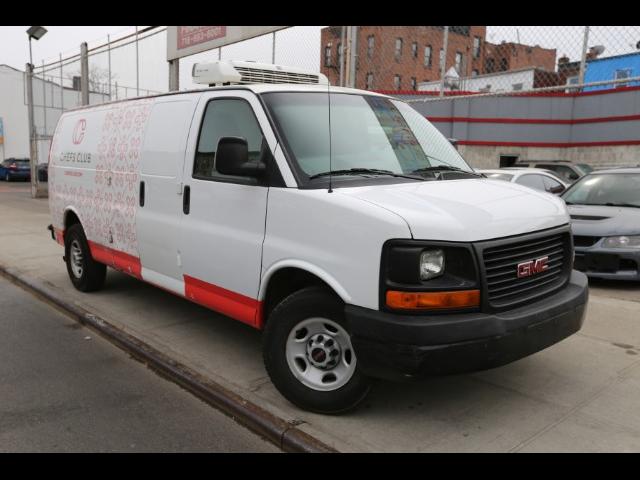 Photo 2011 GMC Savana G3500 Extended Cargo Van with REEFER REFRIDGERATOR