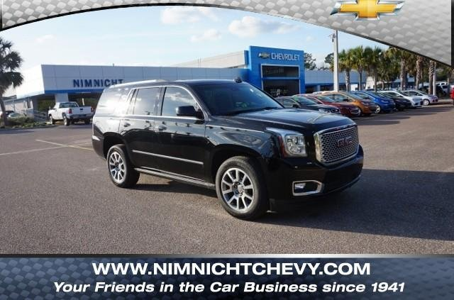 Photo Certified Pre-Owned 2015 GMC Yukon Denali With Navigation
