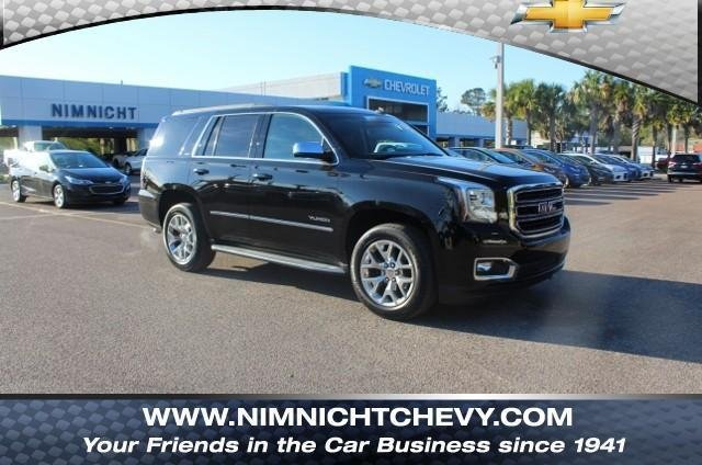 Photo Certified Pre-Owned 2015 GMC Yukon SLT With Navigation