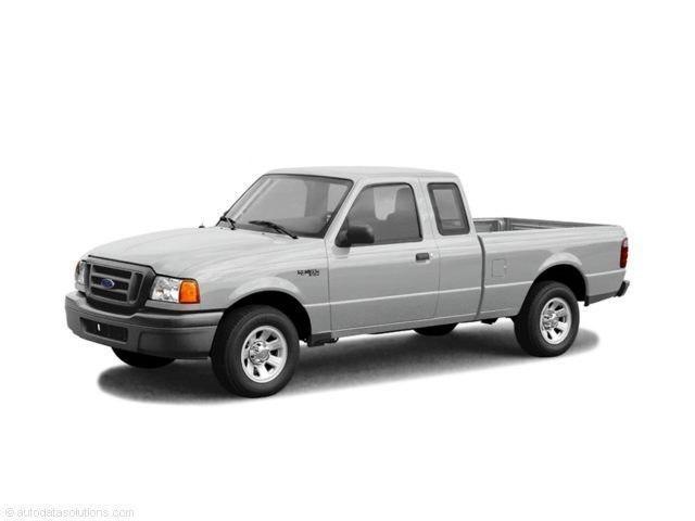 Photo 2004 Ford Ranger XLT 4.0L Appearance Truck Super Cab