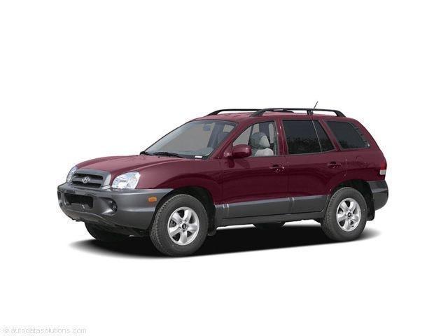 Photo 2005 Hyundai Santa Fe LX Sport Utility