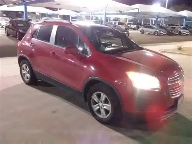 Photo 2015 Chevrolet Trax 1LT For Sale Near Fort Worth TX  DFW Used Car Dealer
