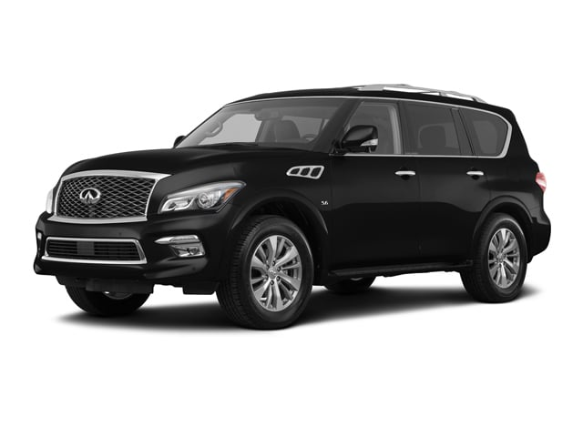 Photo 2017 INFINITI QX80 Navigation  Theater Package SUV All-wheel Drive 4-door