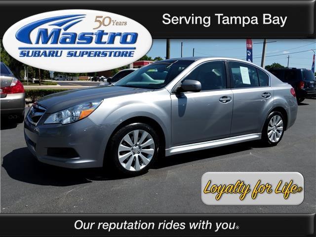 Photo 2011 Subaru Legacy 2.5i Ltd in Tampa