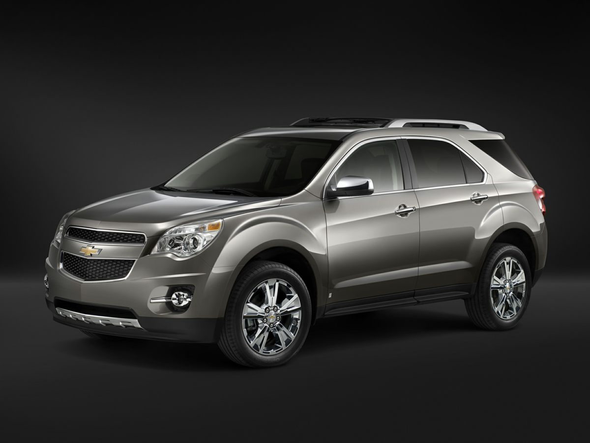 Photo Used 2011 Chevrolet Equinox For Sale  Bel Air MD