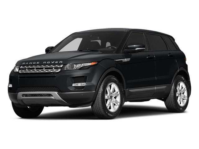 Photo 2013 Land Rover Range Rover Evoque Pure Plus Sport Utility