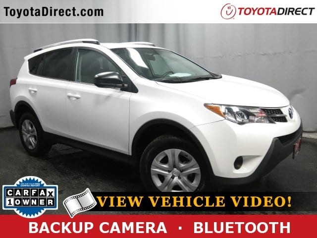 Photo 2015 Toyota RAV4 LE A6 SUV All-wheel Drive