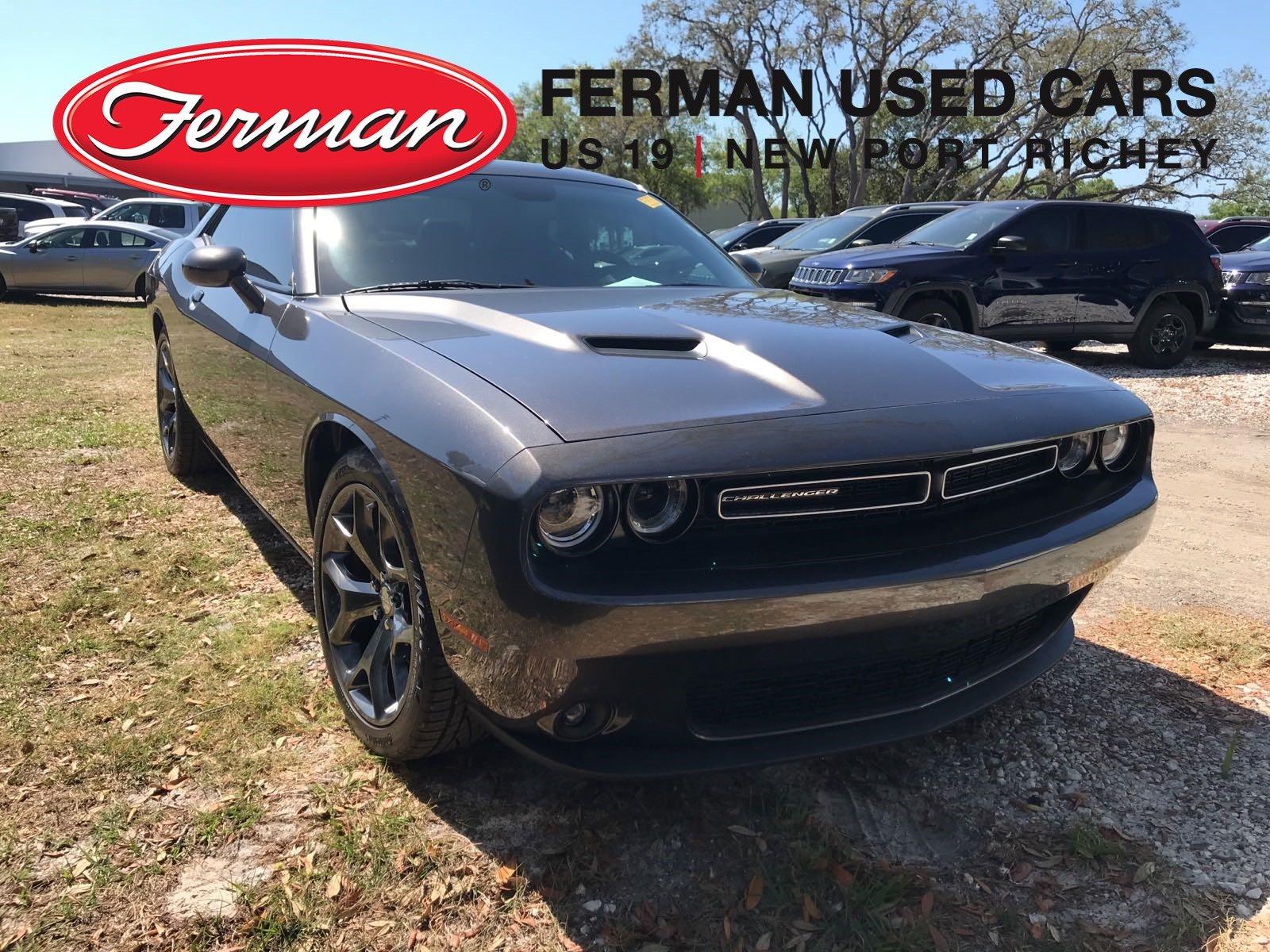 Photo 2015 Dodge Challenger SXT Plus Coupe in New Port Richey, FL