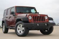 Used 2008 Jeep Wrangler Unlimited X in Ardmore, OK