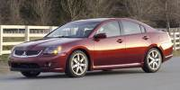 PRE-OWNED 2007 MITSUBISHI GALANT FWD 4DR CAR