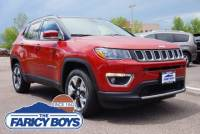 NEW 2017 JEEP COMPASS LIMITED 4X4