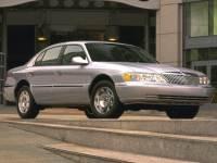 USED 1999 Lincoln Continental Base Sedan l Boulder near Longmont CO