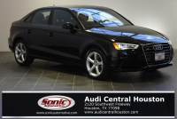 Certified Used 2015 Audi A3 2.0T Premium (S tronic) Sedan in Houston, TX