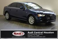 Used 2015 Audi A4 2.0T Premium (Multitronic) Sedan in Houston, TX
