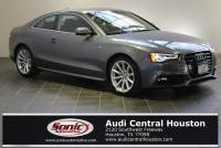 Certified Used 2015 Audi A5 2.0T Premium (Tiptronic) Coupe in Houston, TX