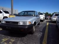 1989 Toyota Corolla Deluxe Sedan FWD For Sale in Springfield Missouri