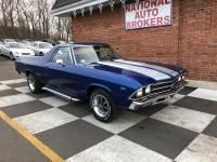1969 ChevroletElcamino SS 396 Tribute