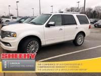 Certified 2016 Lincoln Navigator Reserve SUV V-6 cyl in Richmond, VA