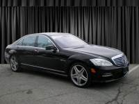 Pre-Owned 2012 Mercedes-Benz S-Class AMG® S 63 With Navigation